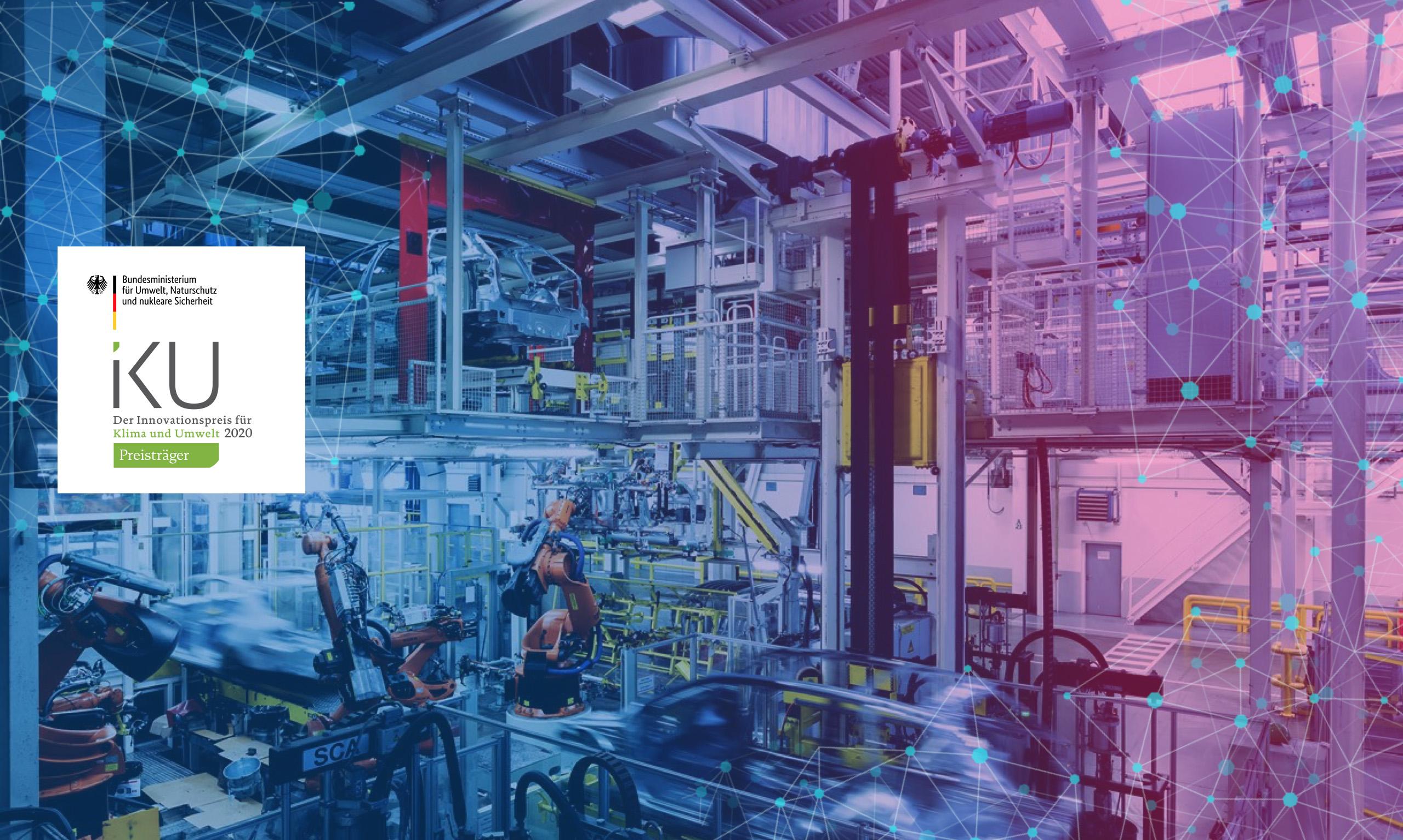 Aktives Energie Management für eine nachhaltige Industrie