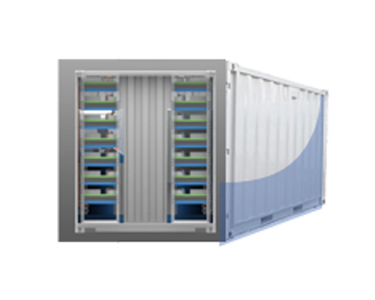 Container-schwungmassen-energiespeicher