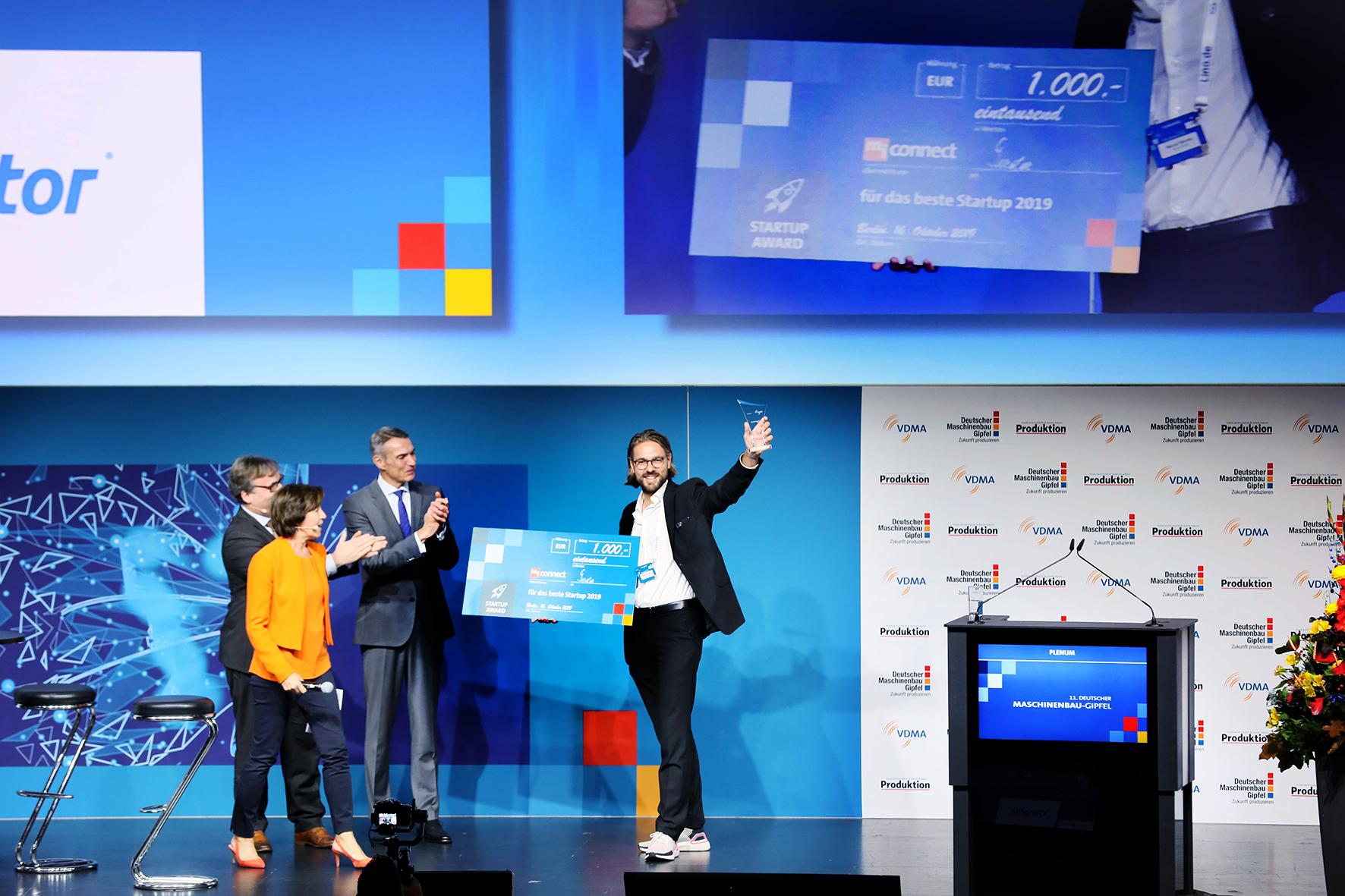 gerotor maschinenbaugipfel 2019 award